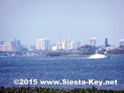 Boating on the Intracoastal waterway
